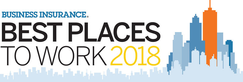 Business Insurance Best Places to Work 2018
