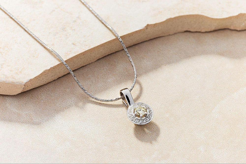 Diamond Necklace | Jewelry Insurance | World Insurance