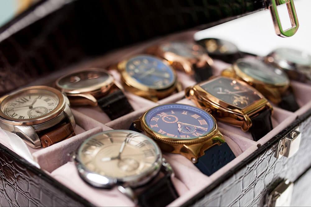 Watch Collection | Jewelry Insurance | World Insurance