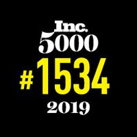 Inc. 5000 #1534 2019