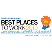 Business Insurance Best Places to Work 2019