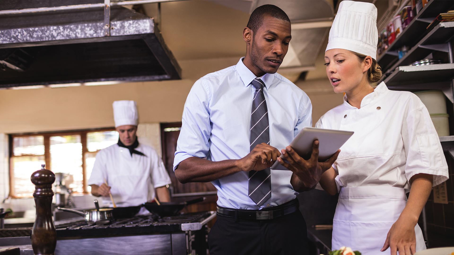 Chef and restauranteur